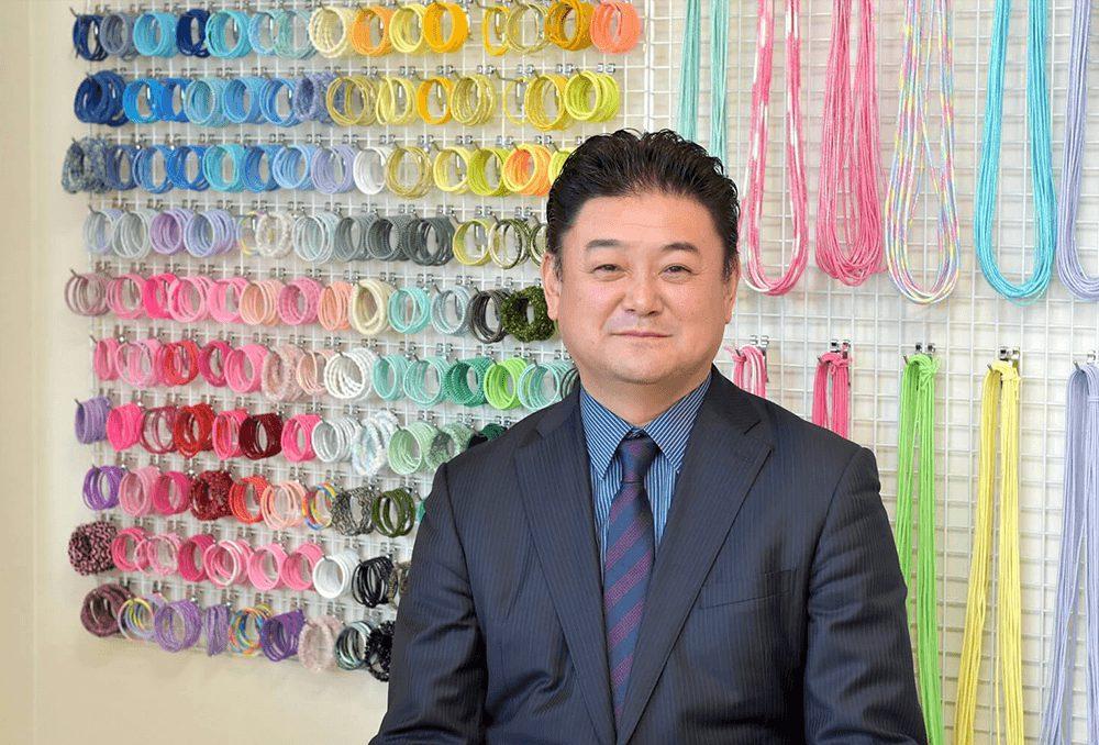 株式会社イノウエ 代表取締役社長 井上毅 様