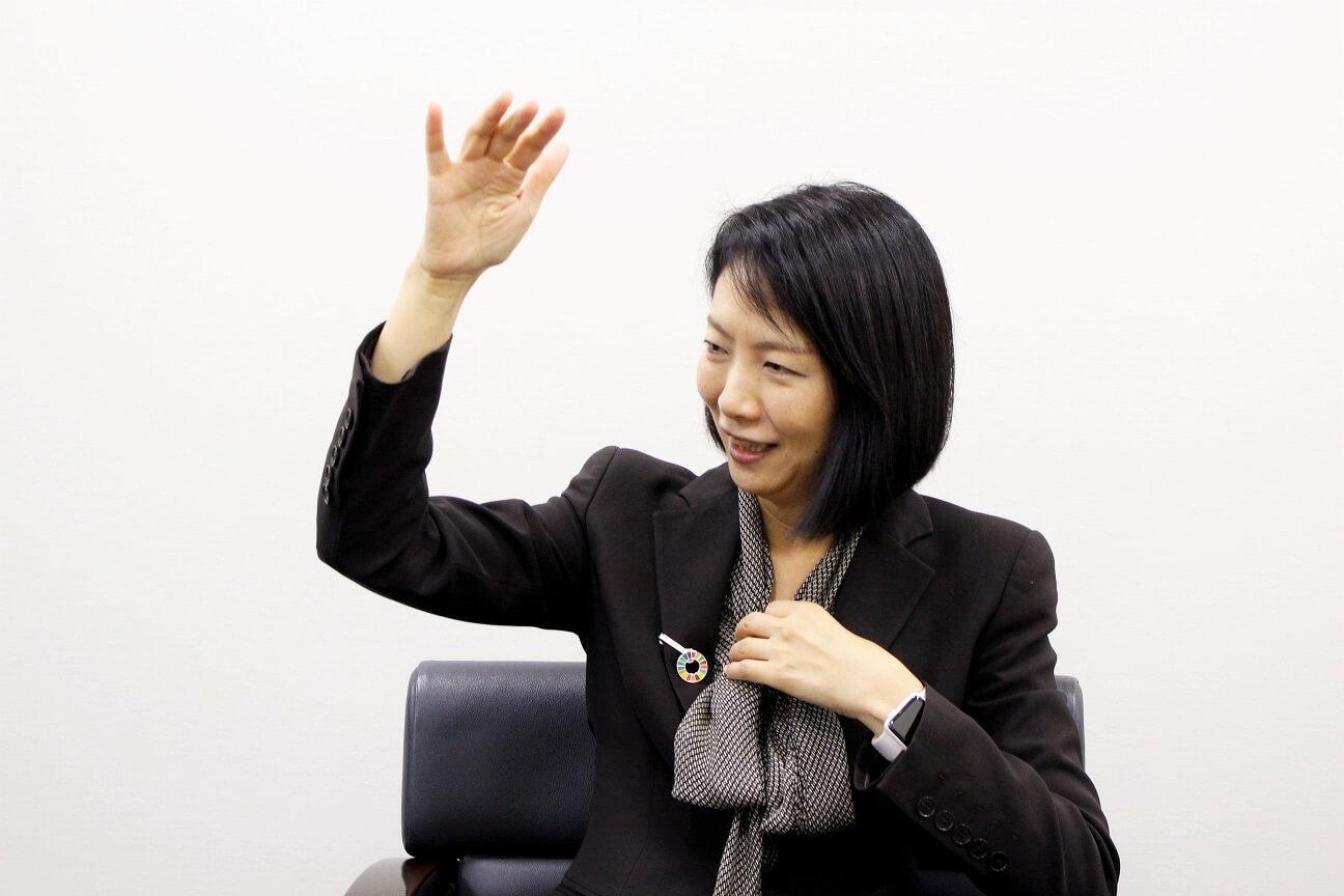 シンクタンク・ソフィアバンク代表 藤沢久美氏
