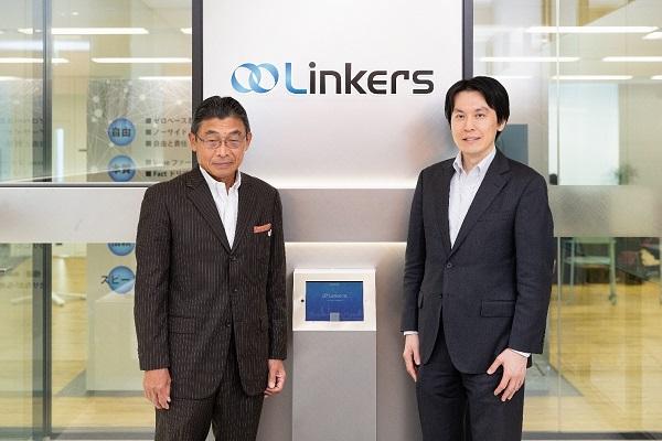 元ソニー執行役副社長 鈴木氏とリンカーズ代表 前田