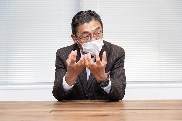 元・ソニー株式会社 執行役副社長、現・株式会社アイデミー 社外取締役の鈴木智行氏
