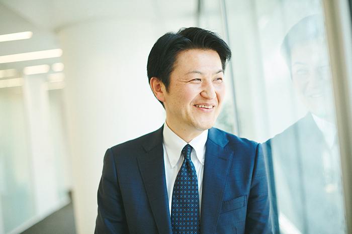 YKK AP株式会社 事業開発部 東 克紀様